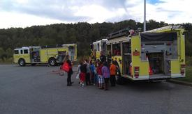 Career day (St. Stephens Elem.)