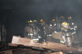 2012 Training burn