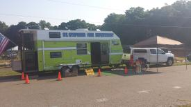 Fire Safety House - 1st event
