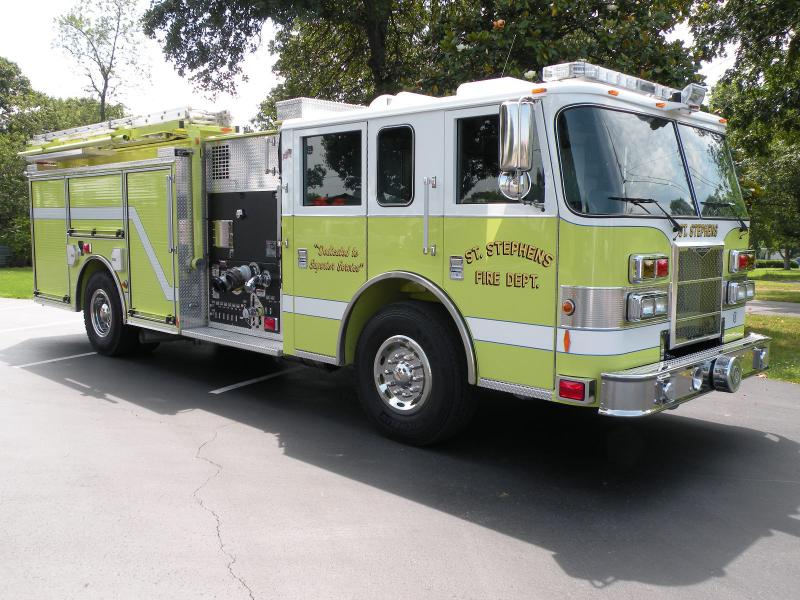Primary service truck 42