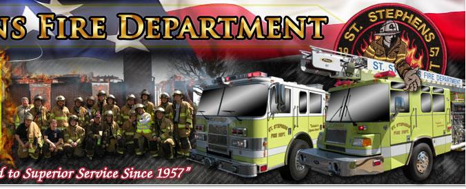 St. Stephens Volunteer Fire Department